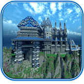 Building MINECRAFT CASTLE WP