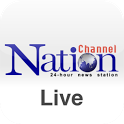 NationTV Live icon