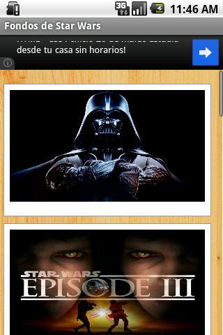 Fondos de Star Wars