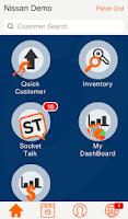 Screenshot of DealerSocket Sales
