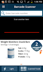 Weight Watchers Mobile - screenshot thumbnail