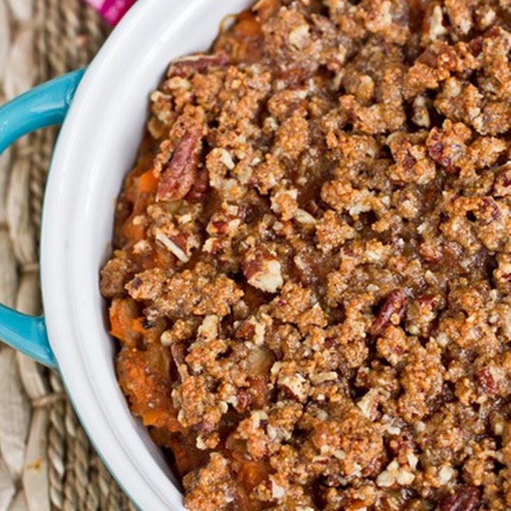 Sweet Potato Oatmeal Breakfast Casserole Recipe