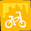 Open Bicing logo