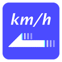 The speed measurement icon