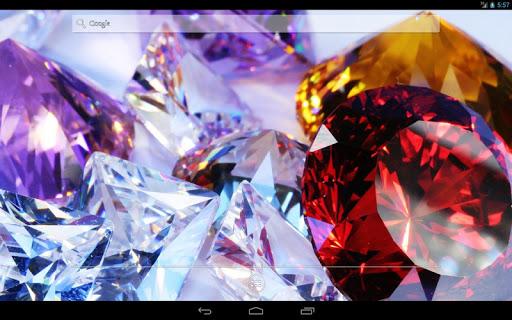 玩免費個人化APP|下載Gems HD Live Wallpaper app不用錢|硬是要APP