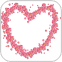 Marcos de fotos románticas icon