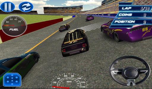 レース経験ドリフト3D
