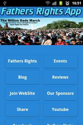 Fathers Rights App