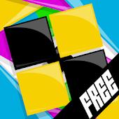 Crack & Pop Color Tile