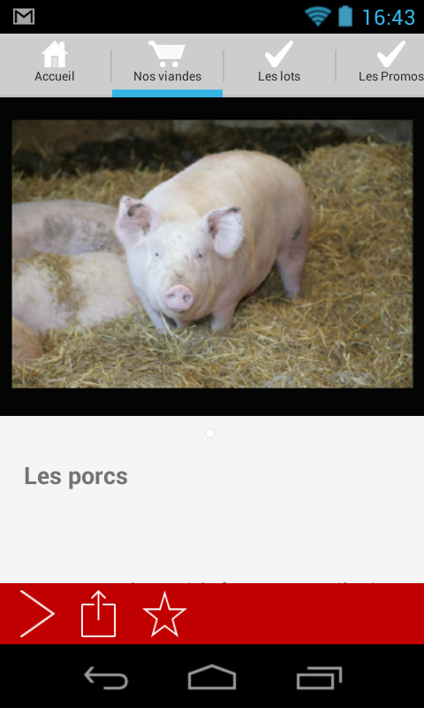 Ferme des Aubriais - screenshot