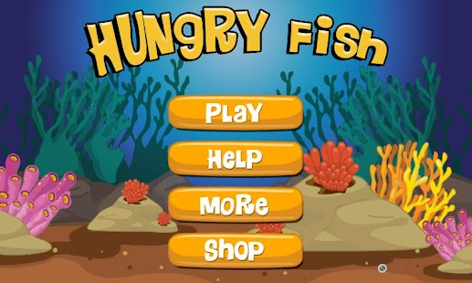 Hungry Fish - screenshot thumbnail
