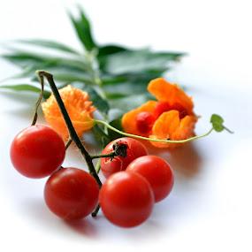 tomato by Ganesh LK - Food & Drink Fruits & Vegetables (  )