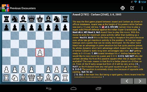 World Chess Championship 2013- screenshot thumbnail