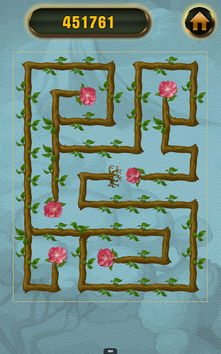 Branch Puzzle: Connect Them
