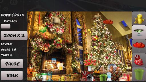 Christmas Tale. Hidden Objects