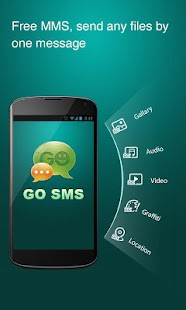 GO SMS Pro(Messages & Contact) - screenshot thumbnail
