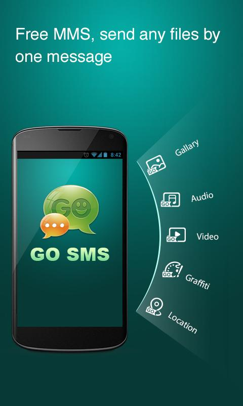 GO SMS Pro(Messages & Contact) - screenshot