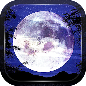 Moonlight Live Wallpaper 個人化 App LOGO-硬是要APP