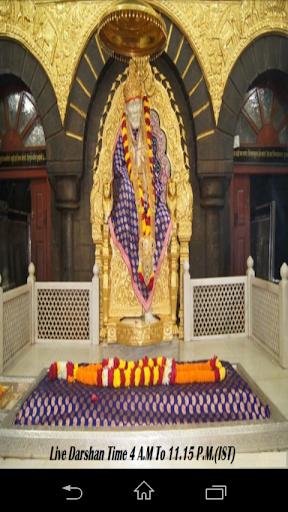 Shiridi Sai Baba Live Darshan