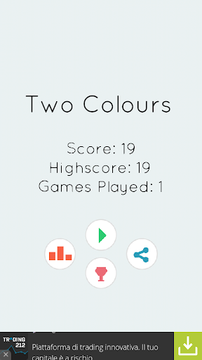 Free game arcade two colors