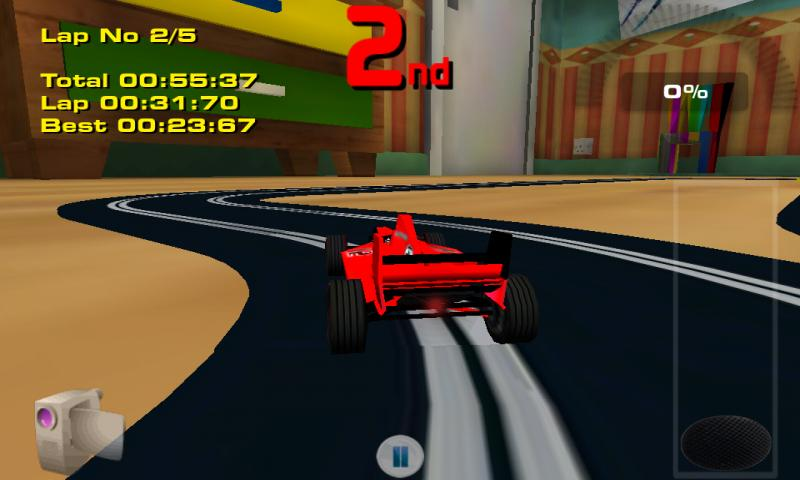 SCALEXTRIC- screenshot