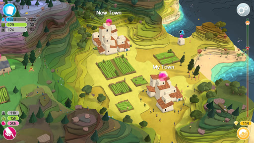 Godus for Android apk 7