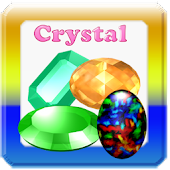 Crystal Saga : Memory Game