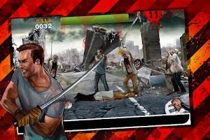 Screenshot of Zombie's Fury 2