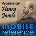 Works of Henry James logo