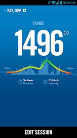 Nike+ FuelBand Screenshot 3