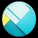 L - Dark Material CM11 Theme icon