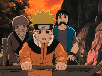 Naruto - The Mystery of the Targeted Merchents