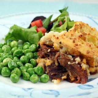 BBQ British Sheppard's Pie