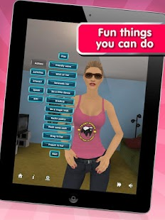 My Virtual girlfriend FREE- screenshot thumbnail