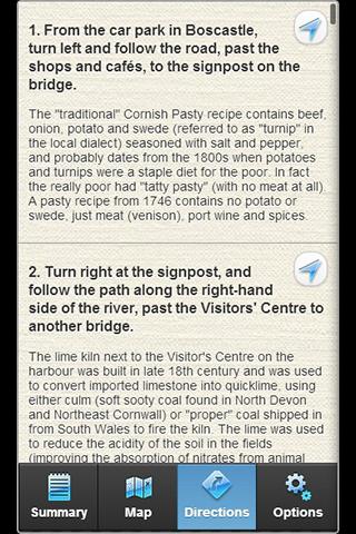 【免費旅遊App】iWalk Boscastle to Tintagel-APP點子
