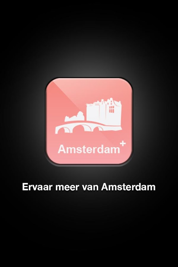 Amsterdam+ - screenshot