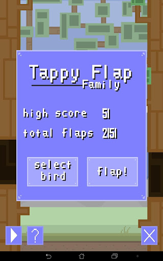 【免費休閒App】Tappy Flap Family-APP點子