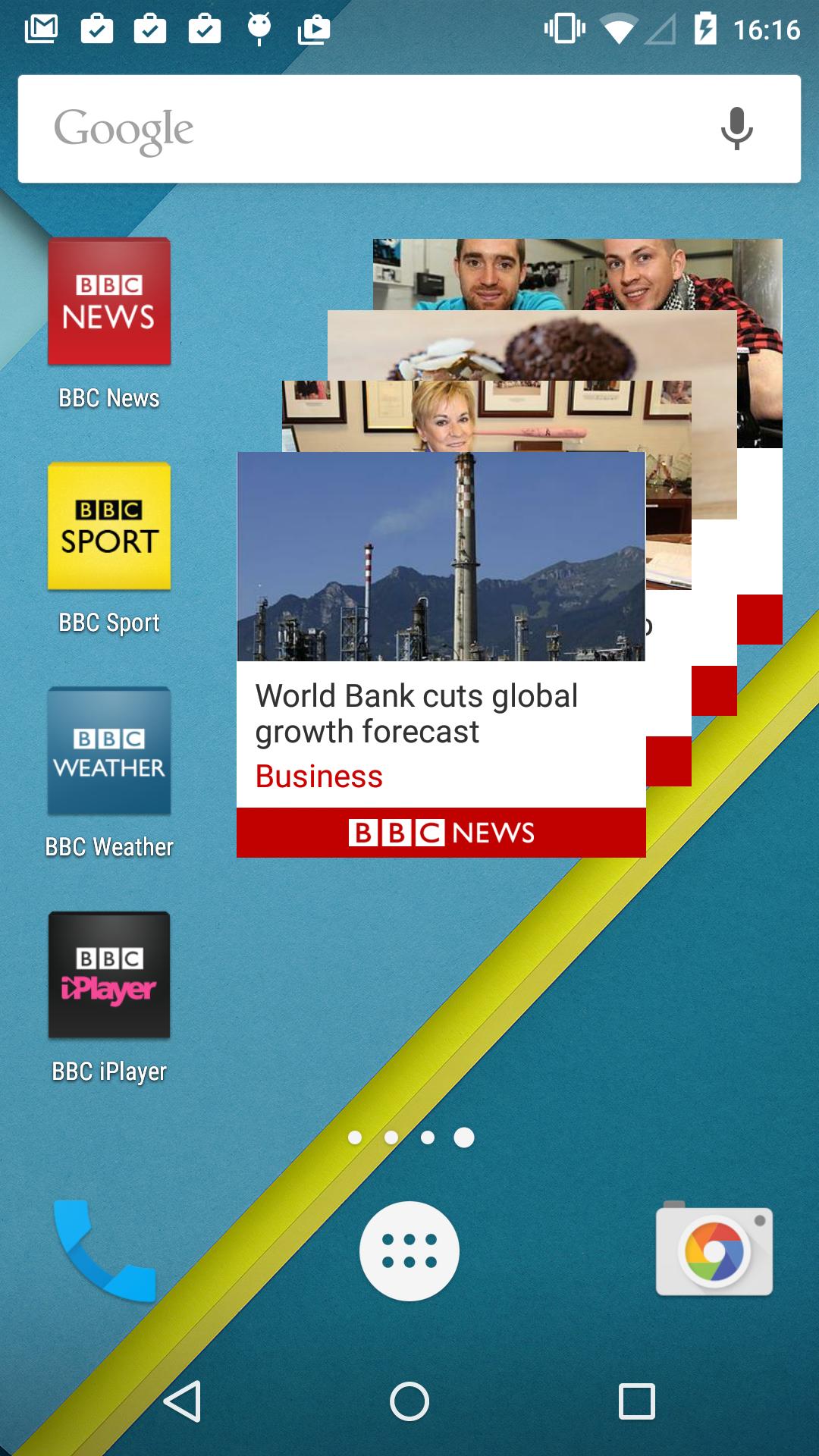 BBC News screenshot #6