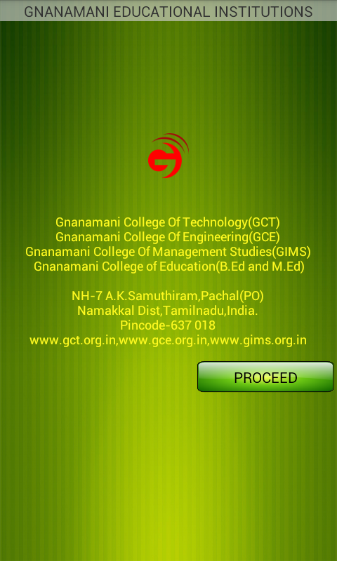 Gnanamani - screenshot