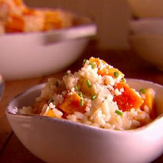 Risotto with Winter Vegetables Recipe
