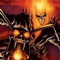 Motorbike Fire & Ghost Rider icon
