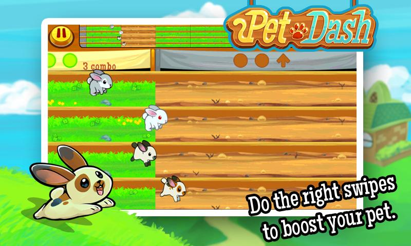 Pet Dash - Multiplayer - screenshot