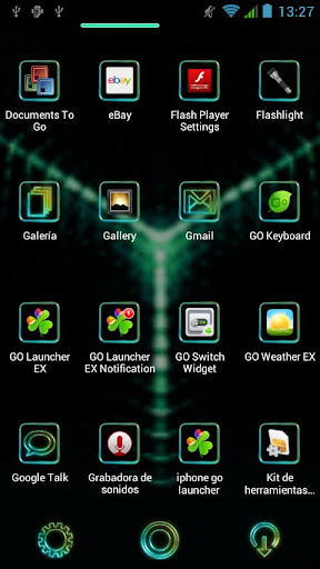 玩個人化App|Next Launcher 3D Theme Glow免費|APP試玩