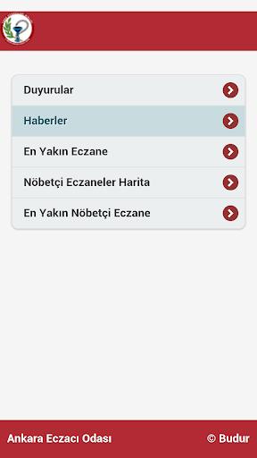 Nöbetçi Eczane Ankara AEO