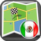 Mexico Offline Navigation icon