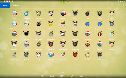 Xmas Crew Icon Pack- screenshot thumbnail