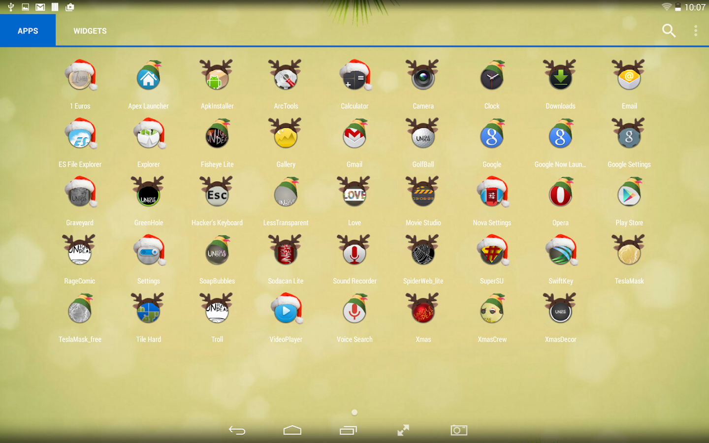 Xmas Crew Icon Pack- screenshot
