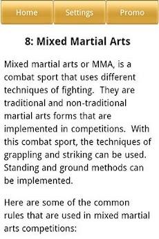 Martial Artsのおすすめ画像4