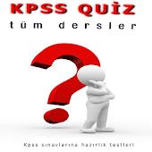 KPSS Quiz