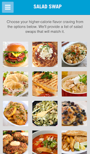 30 Day Salad Swap - screenshot thumbnail